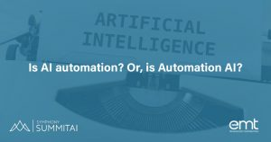 Is AI automation? Or, is Automation AI?